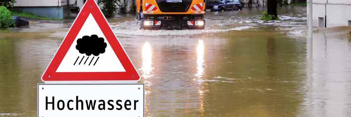 Hochwasser, Hagel & Sturm: 800 Naturkatastrophen-Schäden täglich