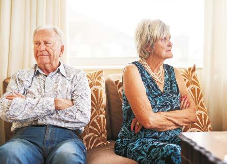 Scheidung mit 85 Jahren: 64 Jahre Ehe sind genug